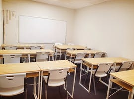 Room 9, workshop at Pre-Uni New College, image 1
