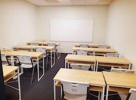 Room 10, workshop at Pre-Uni New College, image 1