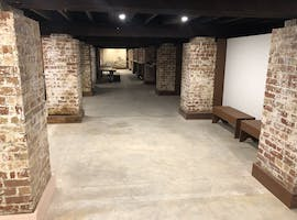 White Space Basement, multi-use area at White Space, image 2