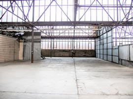 1250 sqm of Industrial Warehouse Space for Hire, creative studio at The Industrique, image 1