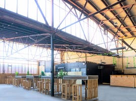 Warehouse Events Venue & Filming location, multi-use area at The Industrique, image 1