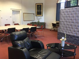 The Dawson room, training room at Mogulnet Business Hub, image 1