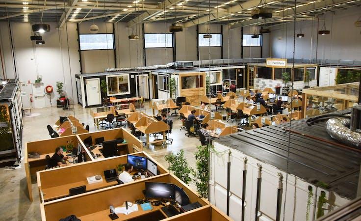 Permanent Desk, image 1