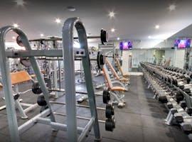 Training room at 24/7 Gym, image 1