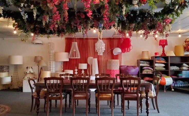 Currently redecorating, multi-use area at Mezzanine 55, image 1