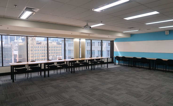The Advocate Room, training room at ProForce, image 1