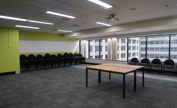 The Commander Room, training room at ProForce, image 2