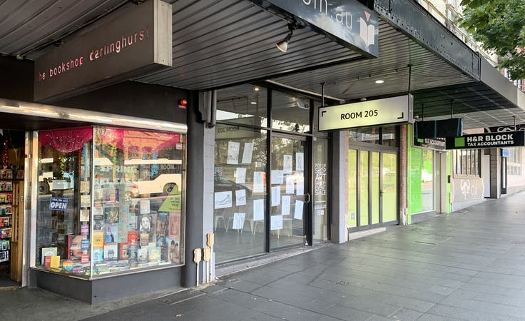 Retail Shop, pop-up shop at ROOM205, image 1