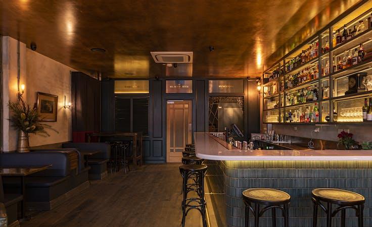 Main Bar, function room at The Blacksmith, image 1