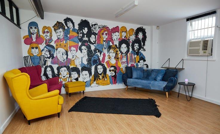 Creative Space, creative studio at Muso Lab Music Studio & Creative Space, image 1