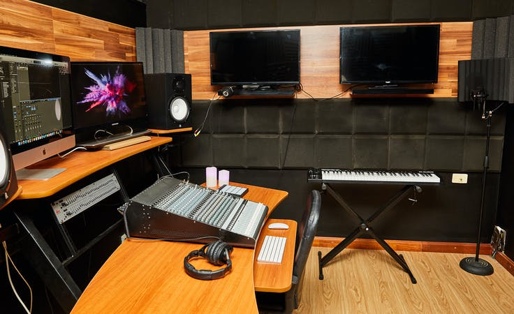 Music Production Room, creative studio at Muso Lab Music Studio & Creative Space, image 1