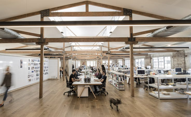 18 Desks Available at Frost Collective , image 1