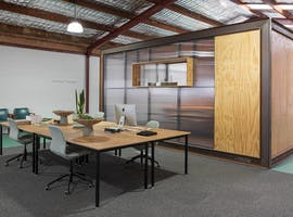 2 Person Workstation, shared office at Rubato Upstairs, image 1