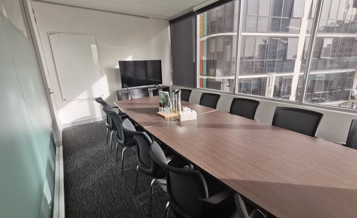 8-11 Person Meeting Room in Haymarket , meeting room at Meeting Room at Haymarket, image 1