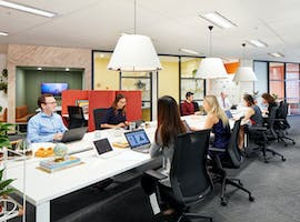 Unlimited All-Inclusive Co-Working at Wynyard | Modern & Professional, hot desk at Nous House Sydney, image 1
