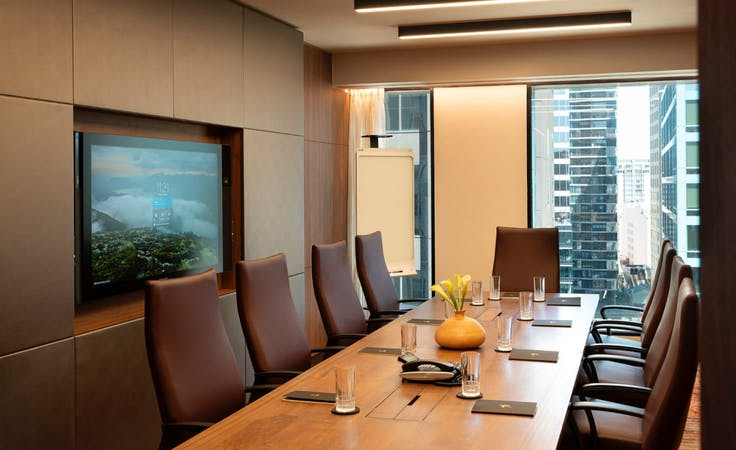 Top of the Range, meeting room at 74 Castlereagh, image 1