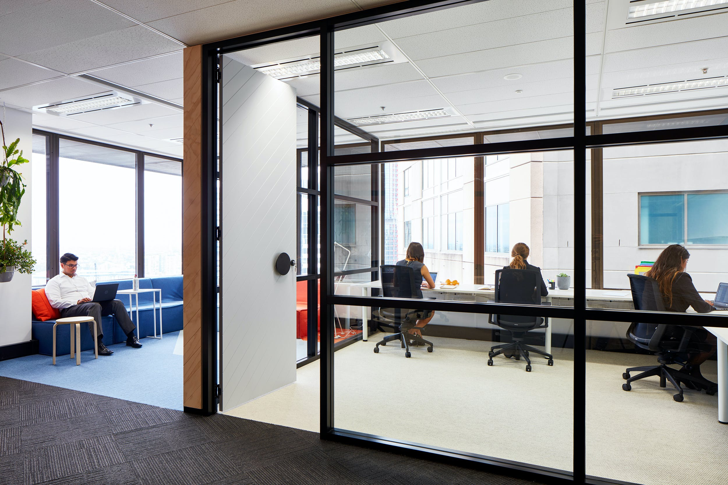 Private office at Nous House Sydney, image 1