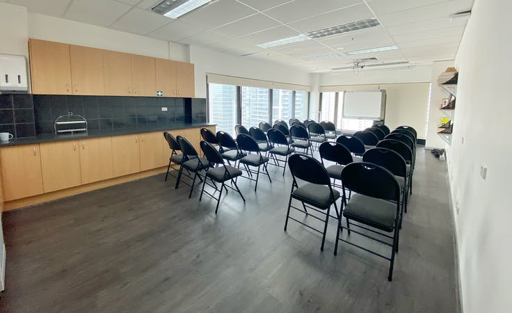 Conference Room 4, function room at Beaver Space Share, image 1