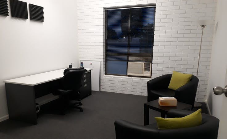 The hub without the hype , multi-use area at Redefine Centre, image 1
