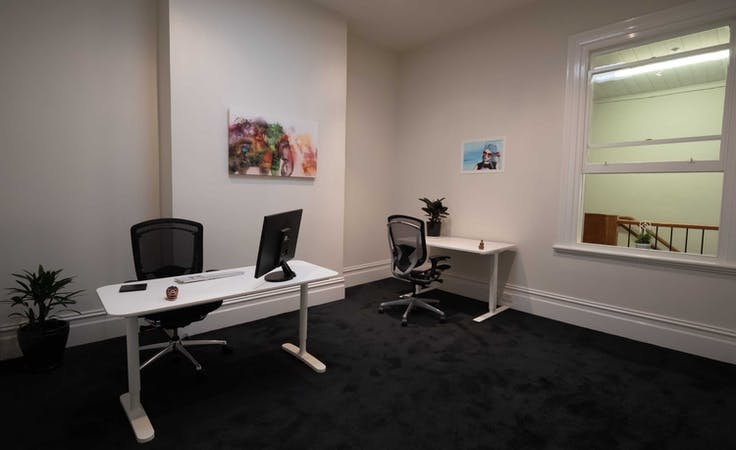 4 rooms, shared office at Nicholson Village, image 1