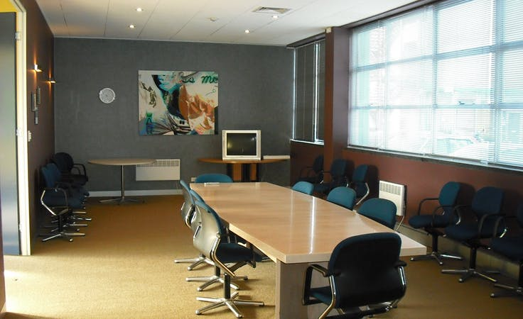The Victoria Room, meeting room at Brunswick Business Incubator, image 1