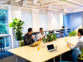 Full-time hot desk, coworking at iShare coworking space, image 1