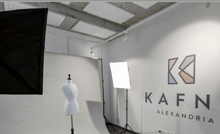 Production Studio, multi-use area at Kafnu Alexandria, image 1