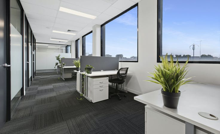 Dedicated desk at Collingwood Business Centre, image 1