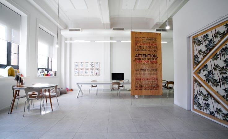 Ground Floor , shared office at INNX, image 1