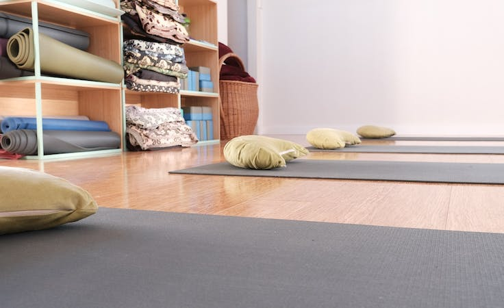 Yoga Studio, multi-use area at Yoga on Harris, image 2
