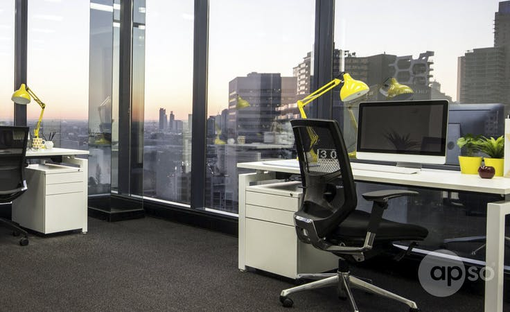 Level 10, serviced office at St Kilda Rd Towers, image 1