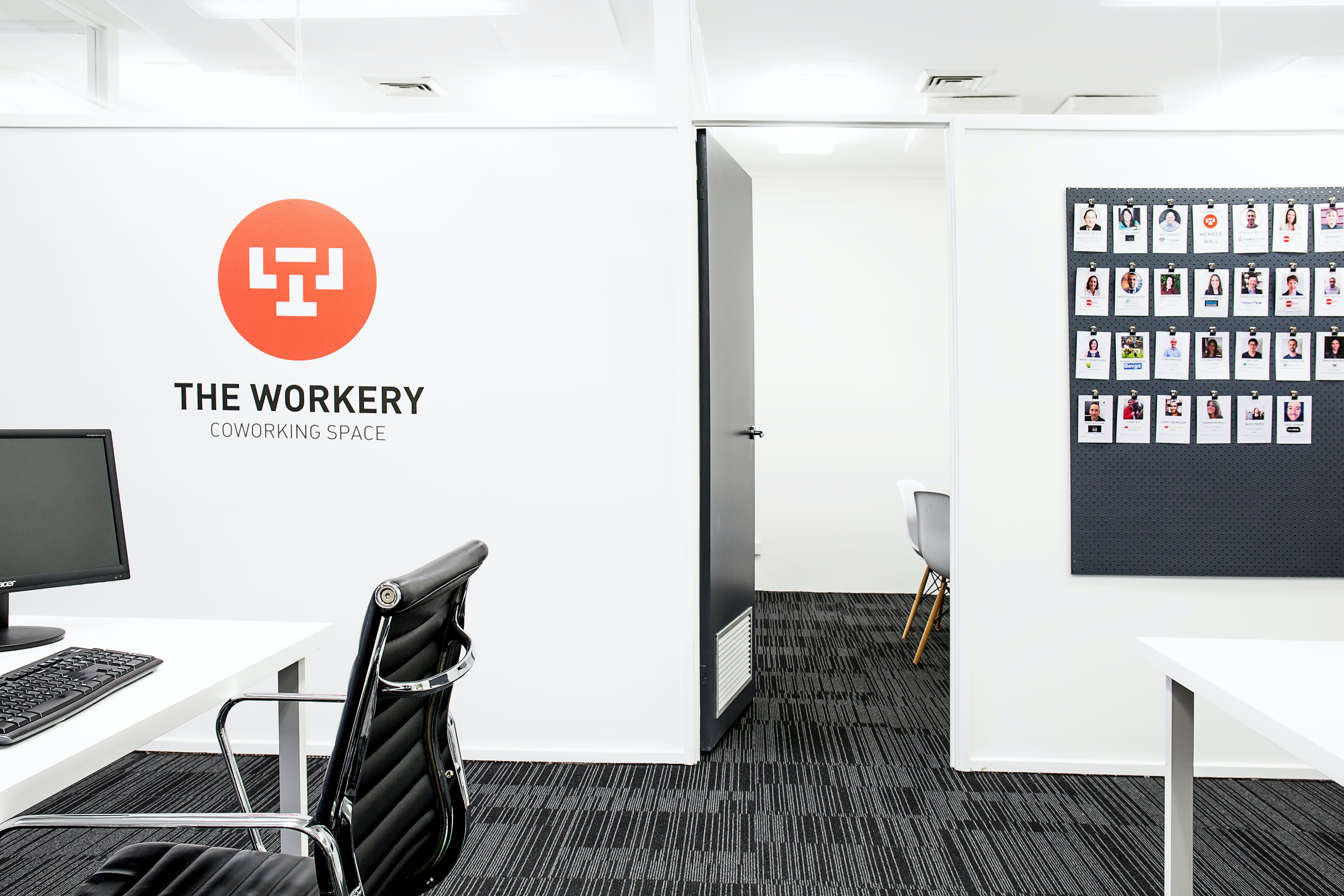 Private office at The Workery, image 1
