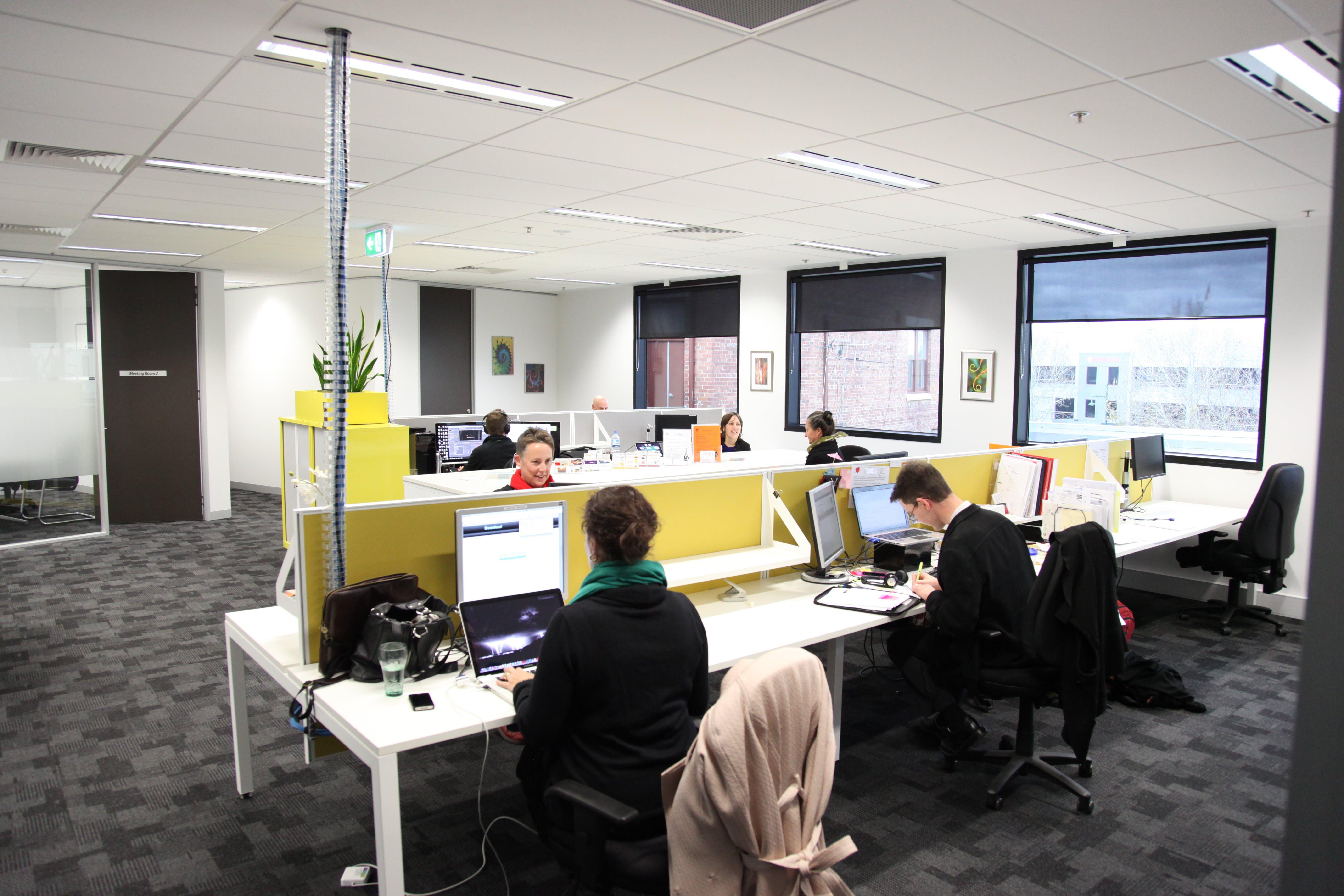 Synergize Hub, dedicated desk at Haven; Home Safe, image 1