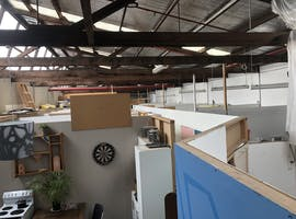 Creative studio at Northcote Art Studios, image 1