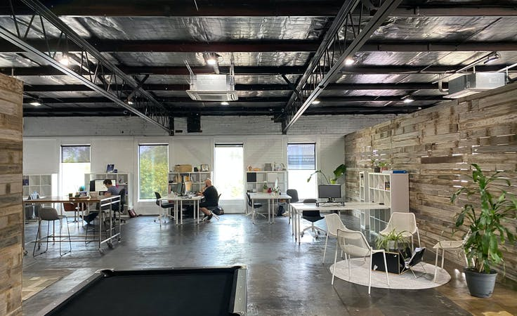 Coworking at 26 Connell Road Collective, image 1
