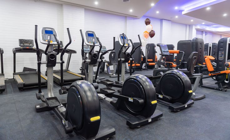 Equipped gym space, multi-use area at Gym Space for rent Glen Waverley Victoria - Group Classes or Personal training, image 1