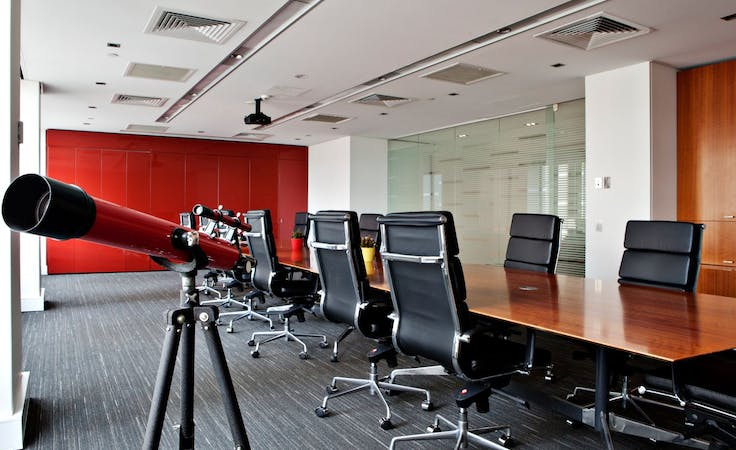 Boardroom Large (Windowed), meeting room at 330 Collins Street, image 1