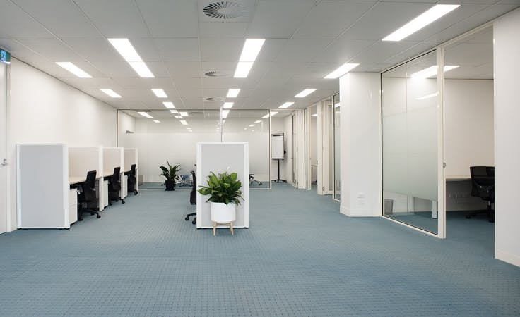 Office 4, serviced office at Cheltenham Shared Office Space, image 1