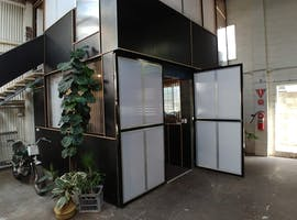 Air Conditioned Office, private office at Colab 4010, image 1