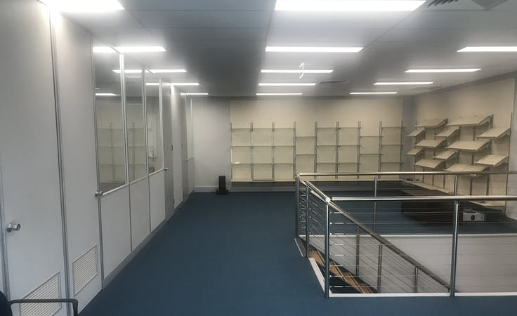Entire First Floor, multi-use area at A2B Supply Link, image 1