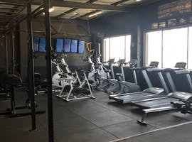 Multi-use area at Arena Fitness, image 1
