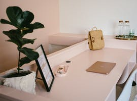 The Haute Desk, hot desk at Heart Centred Creative, image 1